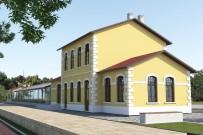 RESTORASYON - Asırlık Gar Binaları Gün Yüzüne Çıkıyor