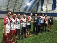 ESNAF ODASI - Aslanapa'da Kurumlar Arası Halı Saha Turnuvası
