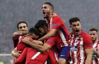 ATLETICO MADRID - Avrupa Ligi Kupası Atletico Madrid'in