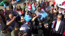 KERKÜK - Bağdat'ta Türkmenlerden Seçim Protestosu