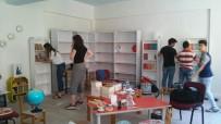 BEDEN EĞİTİMİ ÖĞRETMENİ - Bağlıağaç Okulu ''Hayaller Kuruyoruz''la Kütüphanesine Kavuştu