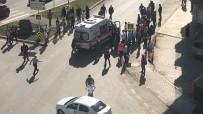 SİLAHLI SALDIRI - Baldızını sokak ortasında vurdu