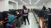 OKUL SERVİSİ - Balıkesir'de Gençlere Yönelik Huzur Operasyonu Yapıldı