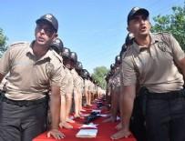 GÜVEN TAŞBAŞı - Başarılı bekçiler polis olacak