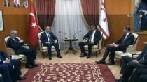 SAĞLIK ÖRGÜTÜ - Başbakan Yardımcısı Akdağ, KKTC Başbakanı Erhürman İle Görüştü