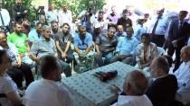 LEFKOŞA - Başbakan Yardımcısı Akdağ, Mesarya Köylerini Gezdi