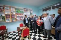 ERSIN EMIROĞLU - Başkan Karaosmanoğlu, Yarbay Refik Cesur İlkokulu'nun Bahar Şenliğine Katıldı