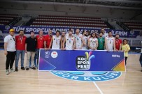 AVRUPA ŞAMPIYONASı - Beykent Üniversitesi Koç Spor Fest'te Türkiye Şampiyonu Oldu