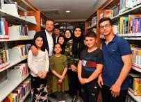 YAŞAR KEMAL - Beylikdüzü'nün 12'Nci Kütüphanesi Marmara Mahallesi'nde Açıldı
