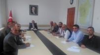 KADIR EKINCI - Beypazarı'nda Seçim Güvenliği Toplantısı