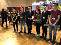 SAĞLIK MESLEK LİSESİ - Bir Fikrim Var Projesinin Ödülleri Sahiplerini Buldu