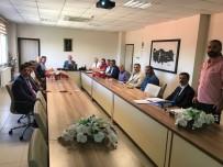 HÜSEYIN ÖNER - Burhaniye'de Seçim Güvenliği Toplantısı Yapıldı