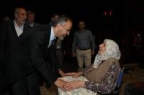 Bursa Büyükşehir Belediye Başkanı İlk Teravihi Namazgah Mescidi'nde Kıldı