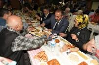 SOSYAL BELEDİYECİLİK - Bursa'da İlk İftarda Gelenek Bozulmadı