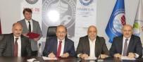 MAHMUT ARSLAN - Büyükşehir Belediyesinde Toplu İş Sözleşmesi İmzalandı
