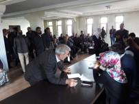 YAŞ SINIRI - Çaldıran Belediyesinden İstihdama Katkı