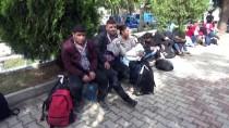 Çanakkale'de 74 Yabancı Uyruklu Yakalandı