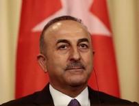 WASHINGTON - Çavuşoğlu ABD'li mevkidaşı ile görüşecek