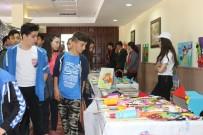 Çocuk Gelişi Öğrencileri Sergisi Düzenledi