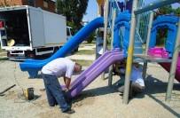ŞIRINEVLER - Çocukların Yüzü Yıldırım'da Gülüyor