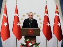 GÜVENLİK KONSEYİ - Cumhurbaşkanı Erdoğan Açıklaması 'İsrail'in Kudüs'ü Gasp Etmesine İzin Vermeyeceğiz'