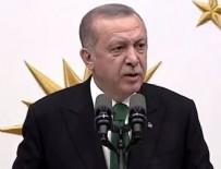 Cumhurbaşkanı Erdoğan açıkladı: Kaç terörist öldürüldü?