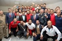 DİYARBAKIR VALİSİ - Diyarbekirspor Finale Çıktı