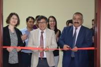 İDRİS ŞAHİN - Düzce Üniversitesi'nde Polimer Mühendisliği Araştırma Laboratuvarı Açıldı