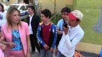 ÇEVİK KUVVET - Engelli Öğrencilerin Temsili Polislik Heyecanı
