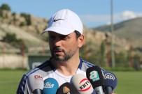 ORDUZU - Evkur Yeni Malatyaspor'da Erol Bulut Sezonu Değerlendirdi