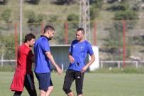 ORDUZU - Evkur Yeni Malatyaspor'da Kayserispor Mesaisi Başladı