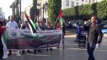 WASHINGTON - Fas'ta ABD'nin Kudüs Kararı Protesto Edildi