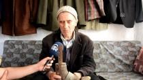 EL BOMBASI - Gazi Babasının 100 Yıllık Protez Ayağını Bavulda Saklıyor