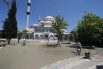 CAMİİ - Gazi Süleyman Paşa Camii Rekreasyon Çalışmaları Devam Ediyor