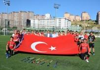 MEHMET KAPLAN - Gaziantep Polisgücü Avrupa Şampiyonasına İki Kafileyle Gidiyor