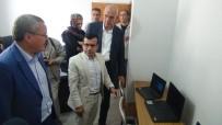 BATMAN BELEDIYESI - Görme Engelliler İçin Sesli Kütüphane Açıldı