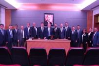 MEHMET GÖKDAĞ - GTO'dan Gaziantep Milletvekillerine Ziyaret Etti