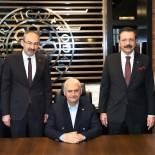 GÜMRÜK VE TİCARET BAKANI - Gülsoy 'Kayseri Ticaret Odası Tarihinde İlk Defa Odamızı Bir Başbakan Ziyaret Etti'