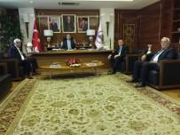 BAKAN YARDIMCISI - Gümrük Ve Ticaret Bakan Yardımcısı Çiftci, Erciş TSO Heyetini Ağırladı