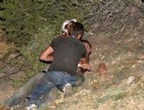 SEYFULLAH - Gümüşhane'de feci kaza! Yakınları sinir krizi geçirdi