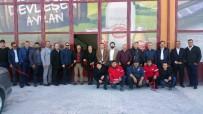KAPALI ALAN - Isparta'da Eker'in Dağıtım Deposu Açıldı