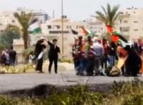 PLASTİK MERMİ - İsrail Asleri, Göstericiyi Ve Sağlıkçıyı Böyle Vurdu
