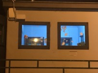 ABDULLAH ERIN - Jandarma Karakoluna Roketatarlı Saldırı Açıklaması 2 Asker Yaralandı