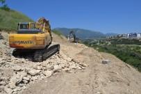 SU KANALI - Kanyon Park Projesi Kapsamında Çalışmalar Başladı