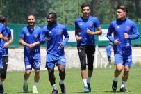ÜNAL KARAMAN - Karabükspor'da Trabzonspor Hazırlıkları Başladı