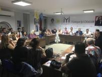 GÖKHAN KARAÇOBAN - Karaçoban, İlçe Ziyaretlerinde Dur Durak Bilmiyor