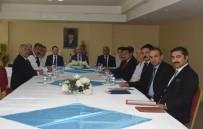 Karaman'da Seçim Güvenliği Toplantısı Yapıldı