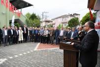 CAMİİ - Kartepe, Tepecik Camii'nin Şadırvanı Tamamlandı