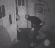 MOBİLYA - Kasa Hırsızların Kovalama Sonucu Yakalandı
