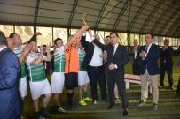 KUPA TÖRENİ - Kaymakamlık Kupasının Şampiyonu Esnafspor Oldu